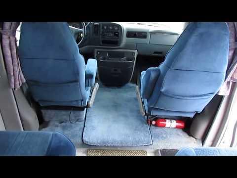 1999 Road Trek 200 Versatile Class B Camper Van, Low Miles, 15 MPG, Sleeps 4, Gen, $19,900