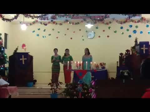 Perayaan natal Smks GKLI SIHABONG HABONG