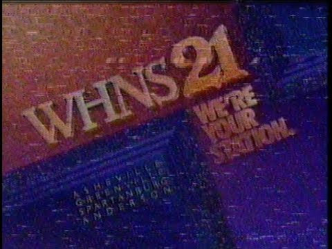 January 1990 WHNS (Greenville-Spartanburg-Asheville-Anderson) Commercial Breaks