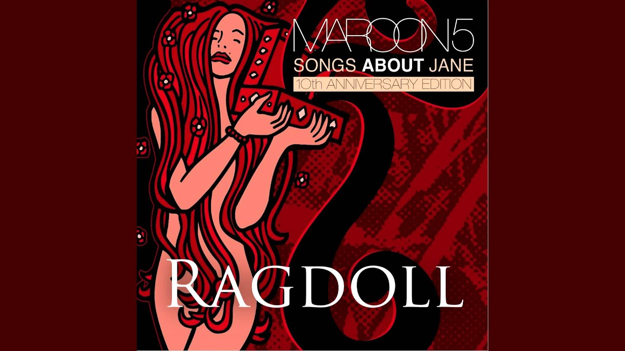 Maroon Ragdoll Original