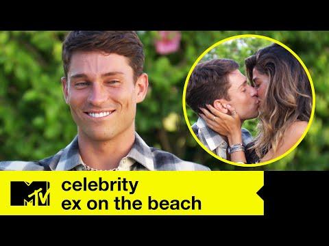 EP#1 SNEAK PEEK: Joey & Lorena's Secret Smooch | Celeb Ex On The Beach