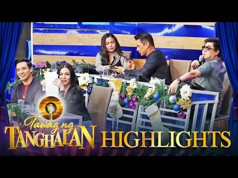 """Tawag Ng Tanghalan: TNT hurados sing their own versions of """"Where Do Broken Hearts Go?"""""""