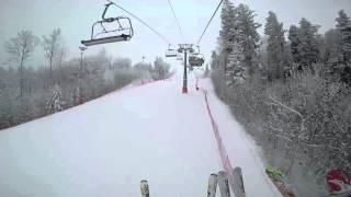 видео Горнолыжный курорт Силичи