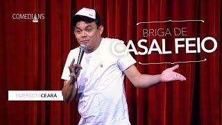 Emerson Ceará - Briga De Casal Feio (Comedians Comedy Club)