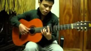 Xin lỗi, anh yêu em(Sorry I love you) -  guitar cover Thế Mạnh