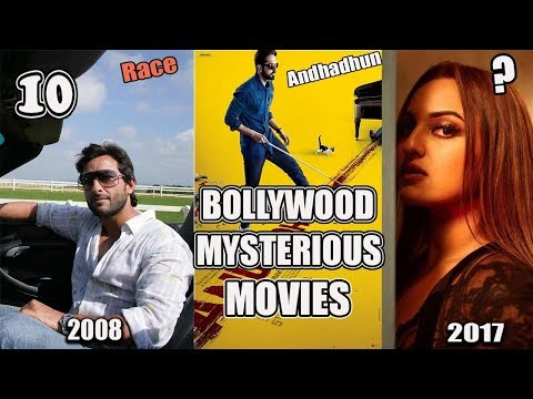 Top 10 Bollywood Mysterious Suspense Movies Mp3