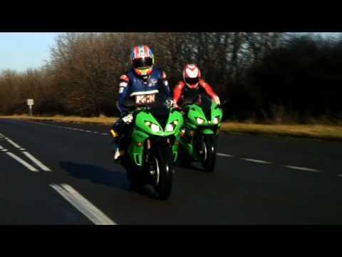 MCN Roadtest: Kawasaki ZX-6R 2008 vs 2009