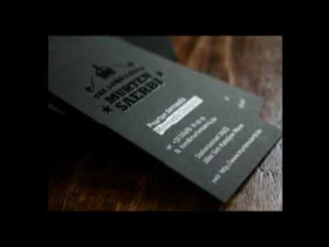 high quality business cards - High Quality Business Cards