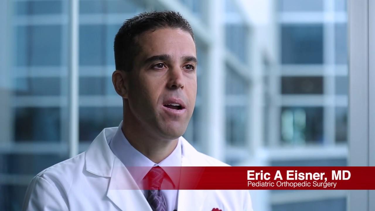 Dr  Eric Eisner: Pediatric Orthopaedic Surgeon - Joe DiMaggio Children's  Hospital
