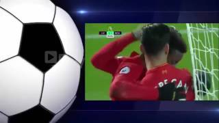 Liverpool vs Bournemouth 2 2   Goals & Highlights 05 04 2017 HD