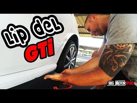 PONIENDO EL LIP DEL POLO GTI 6R || SBG MOTORSPORT