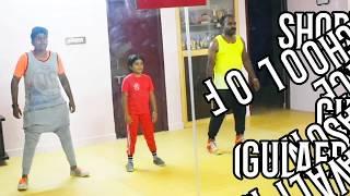 Guleba Full Video Song   Lyrical   Gulaebaghavali   4K   Dance cover   Prabhu Deva   Father & sons