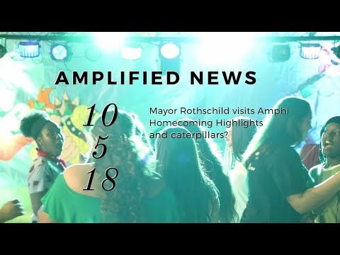 10-5-18 Amplified News Presents