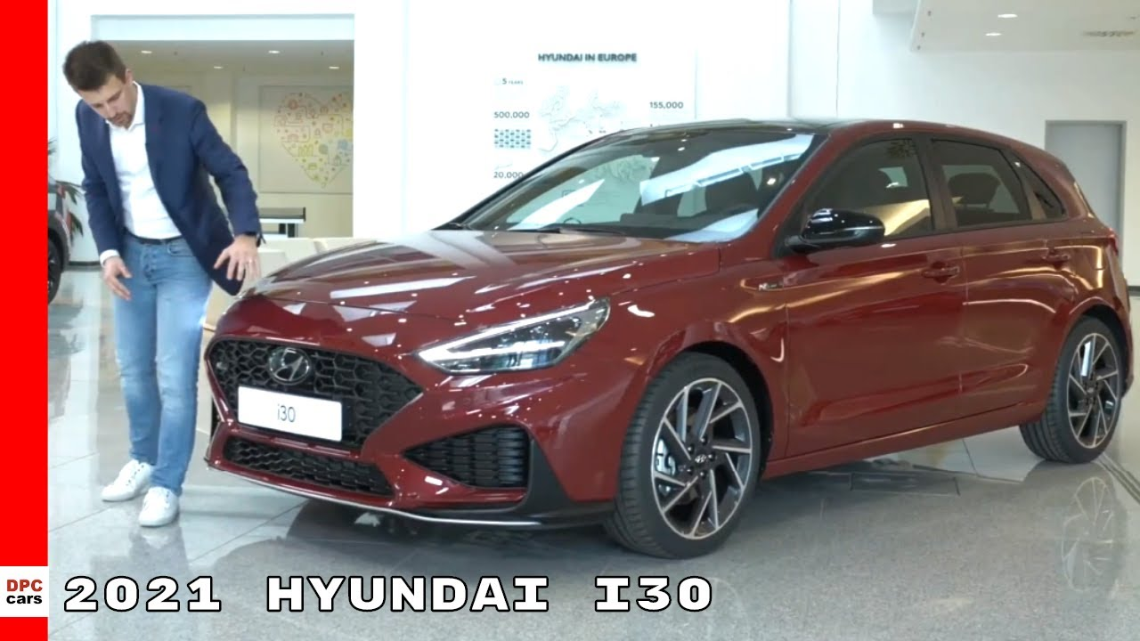 2021 Hyundai I30 Walkaround Youtube