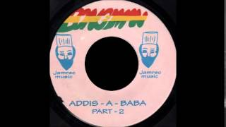 Don D All Stars - Addis A Baba Part 2 (BONGO MAN) 7""