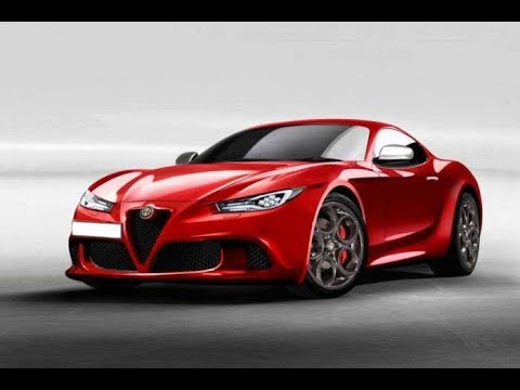 is the alfa romeo 6c coming soon 2019 youtube. Black Bedroom Furniture Sets. Home Design Ideas