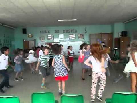 MI PRIMER DIA DE CLASE DE MUSICA