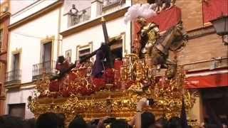 Tres Caídas de Triana en Santa Ana. 2015. Semana Santa de Sevilla