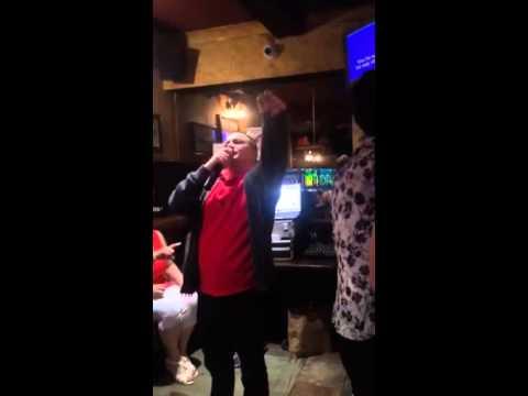 Our tam winning karaoke 👍