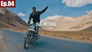 Keylong to Sarchu | Baralacha La Pass || Ladakh Trip 2017 ~Ep.04