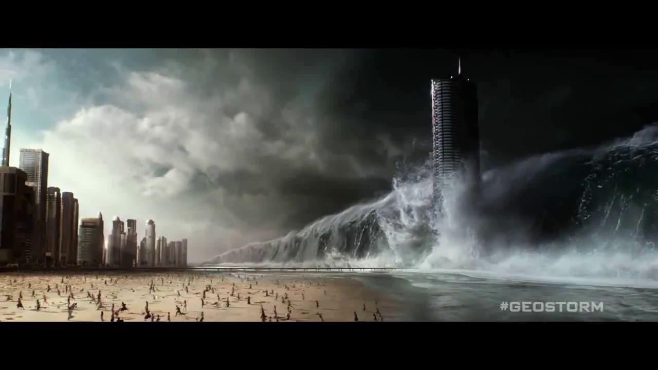 GeoStorm Original Score by Manuel Santos