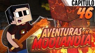 Minecraft: Aventuras en Modlandia Ep. 46