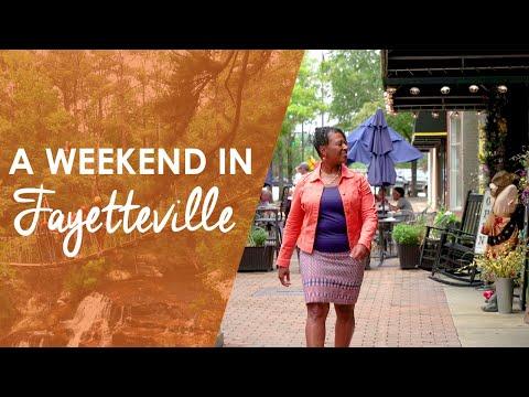 A Weekend in Fayetteville  North Carolina Weekend  UNC-TV