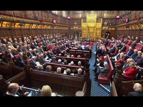 Theresa May BREXIT Plan Crushed By House Of Lords Defeat; Cross Party Push to Remain in Custom Union