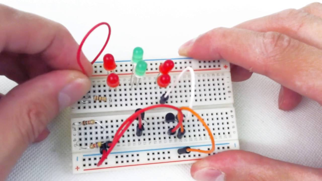 Basic Electronic Projects - Project 5