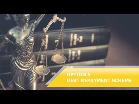 What is the Debt Repayment Scheme? | Credit Counselling Singapore