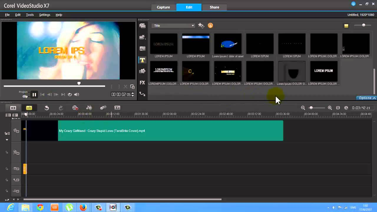 Corel Videostudio X9 Corel Videostudio X9 Review