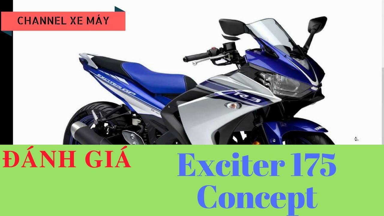 Đánh giá Exciter 175 Concept || CHANNEL XE MÁY