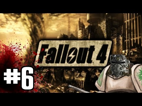 Let's Play Fallout 4 (PC/Ultra/English) - Dook Chute Fun - Part 6