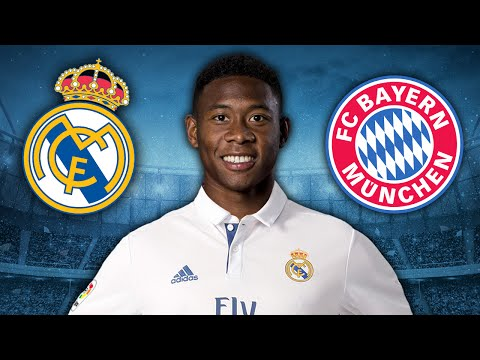 Real Madrid To Buy David Alaba For €80m?! | Transfer Review