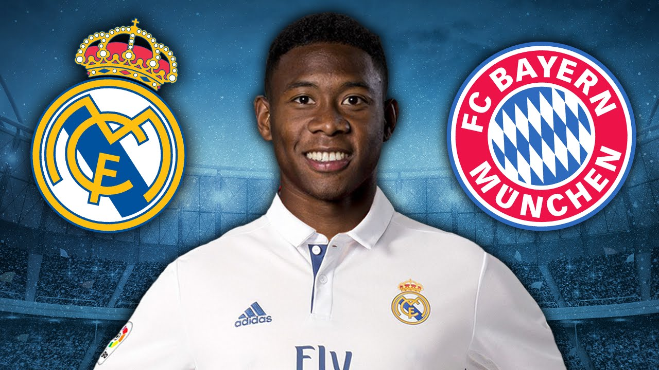 Is David Alaba Real Madrid's Next €80m Galactico? | Transfer Review -  YouTube