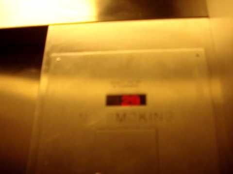 Dover High-Speed Service Elevators at Treasure Island Hotel & Casino in Las Vegas, NV.