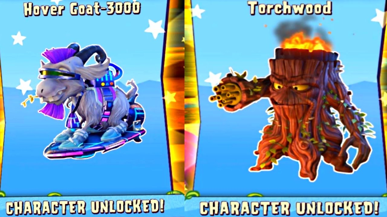 Pvz Garden Warfare 2 How To Unlock Torchwood And Hovergoat 3000