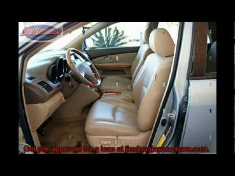 2005 Lexus RX330 SUV Used SUV Gainesville, Florida Ocala Jacksonville Tampa Valdosta