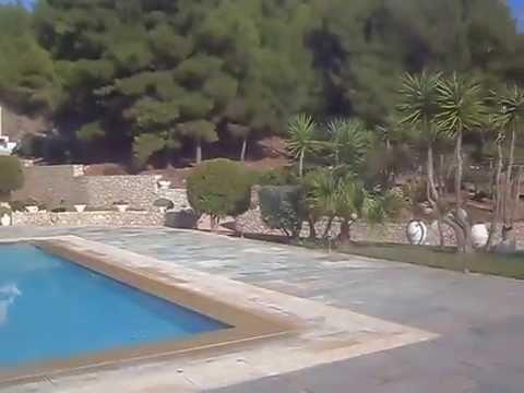 Luxury Greek Villa For Sale - Real Estate - Porto Cheli - Greece
