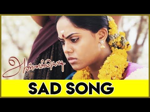 Annakodi - Sad Song | Bharathiraja | Lakshman Narayan | Karthika Nair |