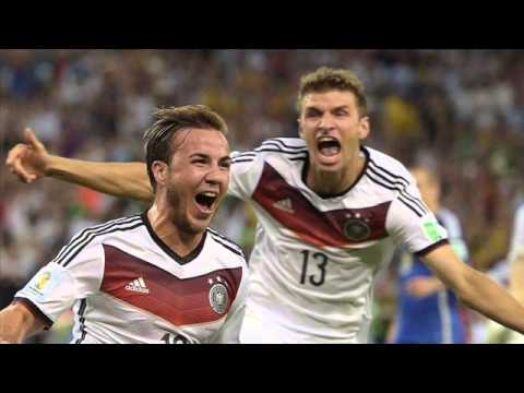 Absolute Beginner & Super Mario Götze - Füchse (Soulkrates´ World Cup 2014 Radio & TV Skit)