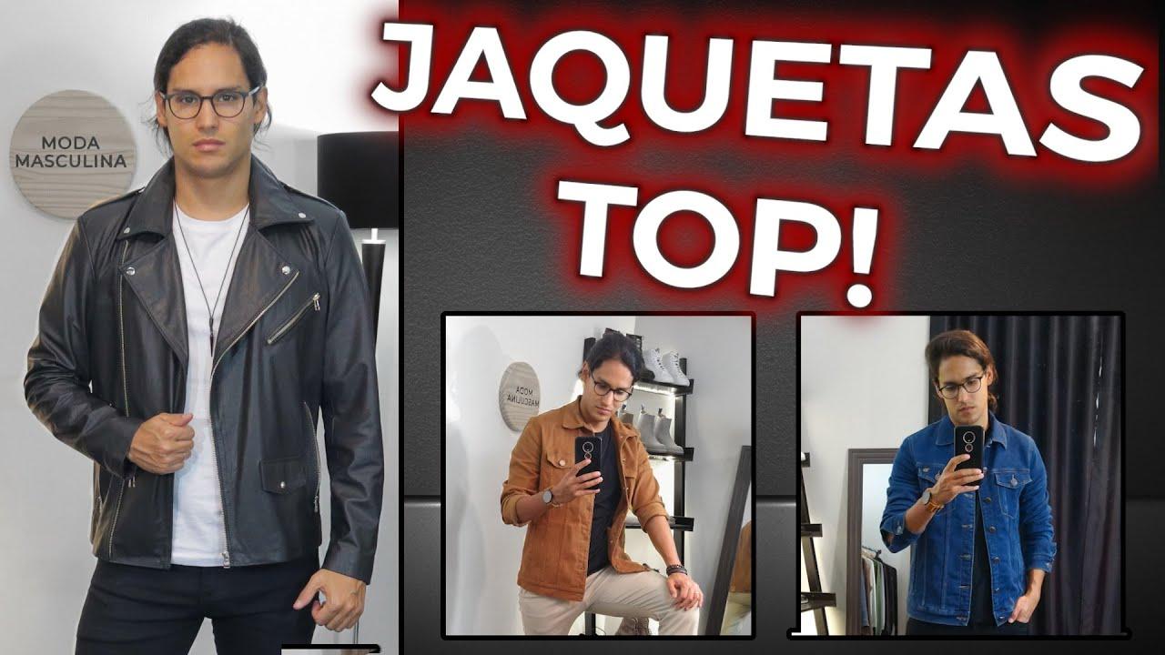 NOSSA COLEÇÃO DE JAQUETAS | El Hombre + Moda Masculina