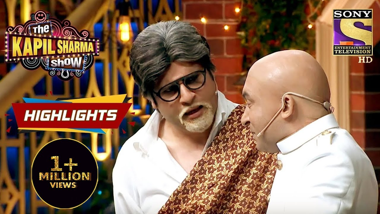 Download What Happened To Shakal's Father? | The Kapil Sharma Show Season 2 | Ep 177 | Highlights