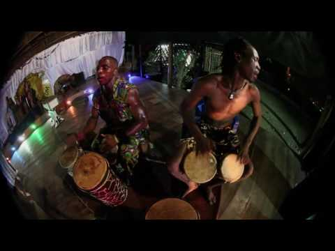 African Drums - Music Internship with Art in Tanzania