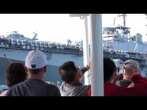 Pearl Harbor Memorial visit (HD)