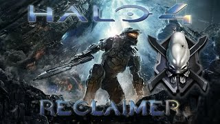 Halo 4 Legendary Walkthrough: Mission 5 - Reclaimer