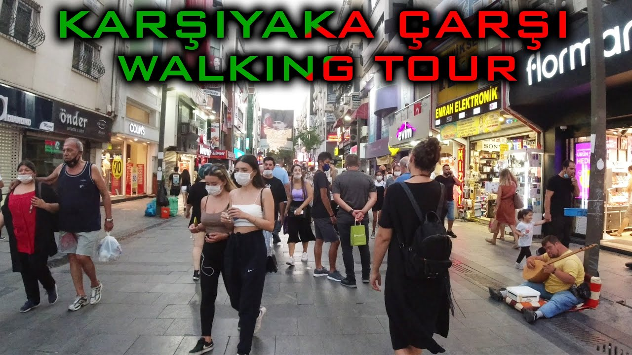 Karşıyaka, Izmir - a Sightseeing Tour