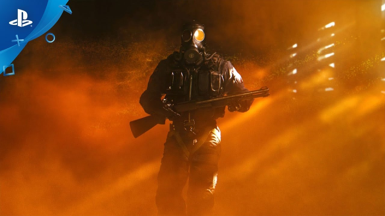 This is Tom Clancy's Rainbow Six Siege feature trailer