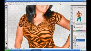 Speed Photoshop-Extream Makeover