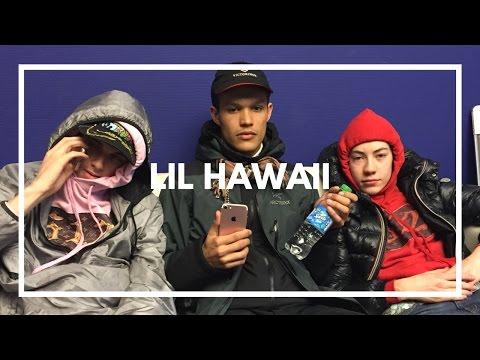Lil Hawaii-intervju om Pizzagang, KIDD & 612. | YLTV